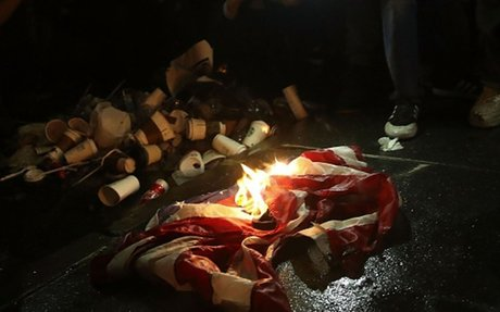 What the Supreme Court has said about flag burning