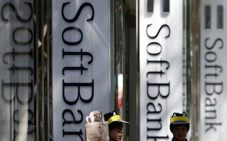 Softbank unit launches $400M 'patent troll' fund