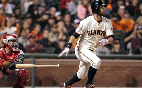 The Giants and Brandon Belt probably aren't a long-term fit - ...