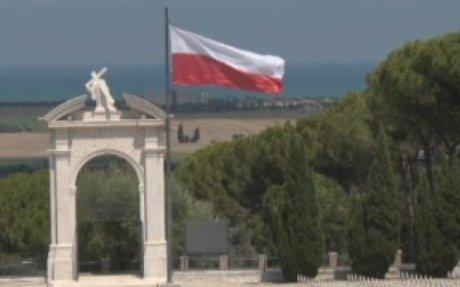 74. rocznica wyzwolenia Ankony przez II Korpus Polski