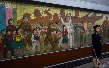 It's a Museum! It's a Nuclear Bunker! It's North Korea's Subway System!