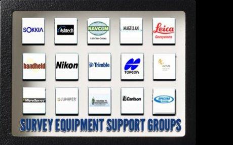 Survey Equipment Support  Hubs & Forums