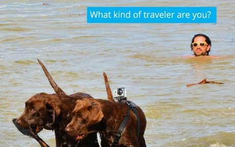 What kind of traveler are you? - Blue Osa Yoga Beach Resort & Spa