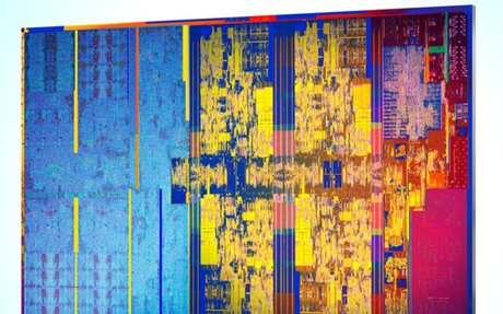 How Does Intel Achieve the 40% Gain in Its Gen 8 Core Processors?