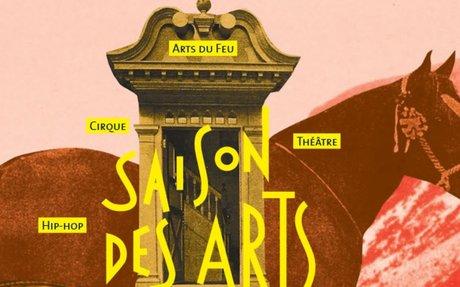 Arts de la rue à Montreuil avec le théâtre des roches jusqu'au 30 juin
