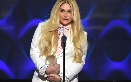 How Kesha's 3-year legal battle with Dr. Luke shaped her new album Rainbow