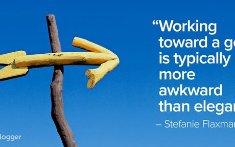 7 Unusual Signs on the Path to a Breakthrough - Copyblogger