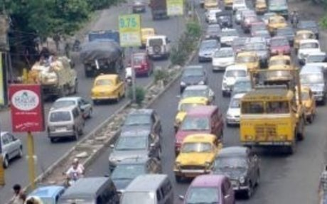 Kolkata India's air pollution capital