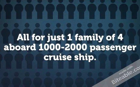 Sustainable Cruises