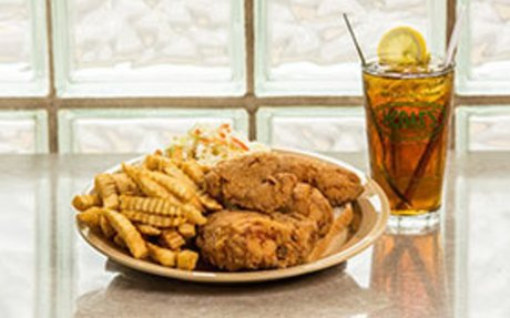 Hodak's - Best Fried Chicken & Hot Wings 25 Years in a Row! Located in Soulard.