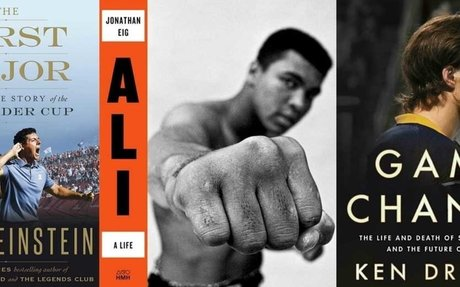 THE BEST SPORTS BOOKS OF THE YEAR
