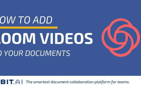 How to Add Loom Videos to Your Documents - Bit Blog