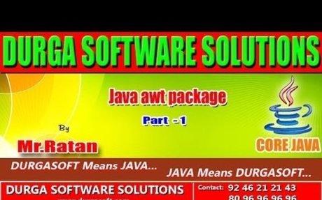 Corejava || Java AWT package part - 1