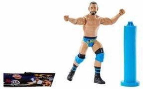 WWE NXT Tye Dillinger Action Figure