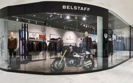 Belstaff Opens 1st Standalone Canadian Store [Photos]