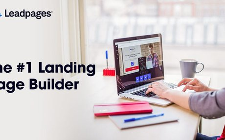Leadpages - Better Landing Pages
