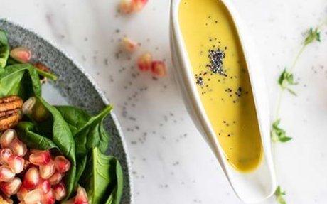 Poppyseed Honey Mustard Dressing