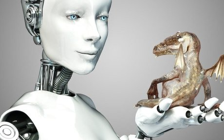 In an AI era, lessons from dinosaurs help us adapt to the future of work