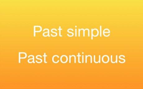 Simple Past or Past Progressive - Online Exercise