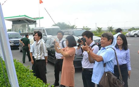 Nỗ lực để đảm bảo tiến độ dự án sân bay Long Thành