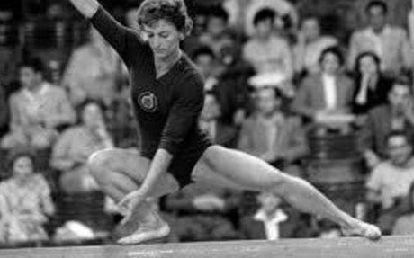 Tass Olga olimpiai bajnok tornász