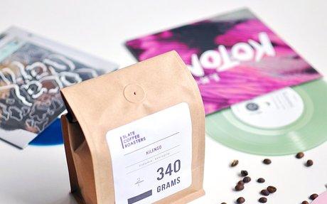 Coffee + Vinyl Pairings Subscription (Recurring) - Turntable Kitchen