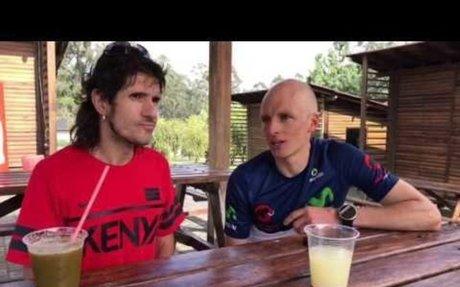 Depa entrevista al atleta ecuatoriano Karl Egloff