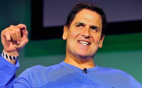Mark Cuban backs company developing a blockchain-based messaging platform