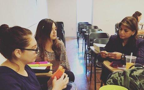 New Teacher Mentoring Project