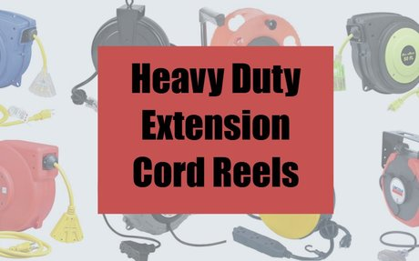 Best Heavy Duty Extension Cord Reels That Work - Finderists