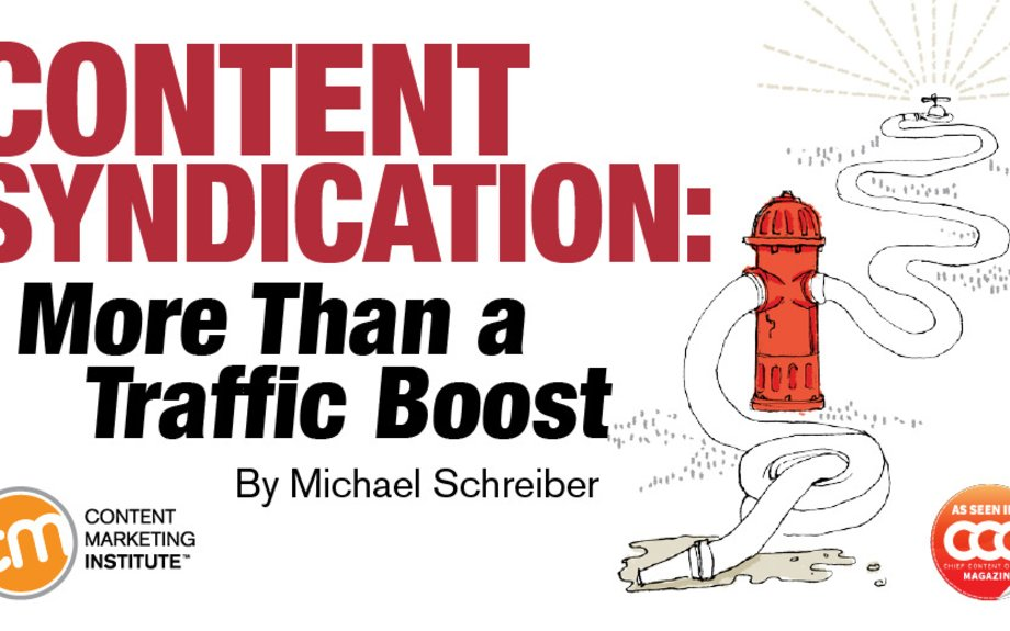 Content Syndication: More Than a Traffic Boost