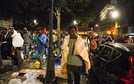 Quarante migrants répartis dans trois centres d'accueil des Yvelines