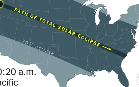 What to expect from the Solar Eclipse!