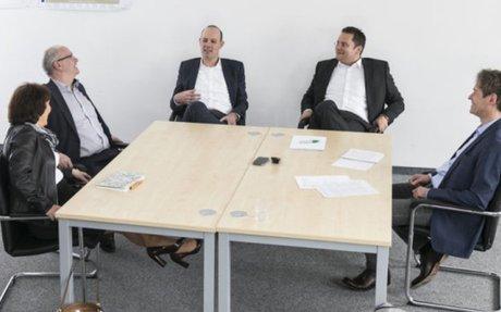 Gespräch mit Thalia über die neue Wachstumsstrategie