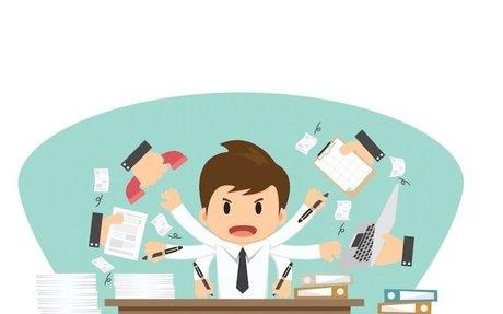 Le coût élevé du multitâche : 40 % de productivité perdue