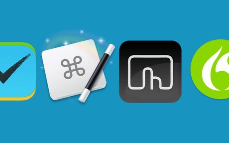 Multiple Ways to Trigger Keyboard Shortcuts in 2Do and Other Applications - Mac Automation