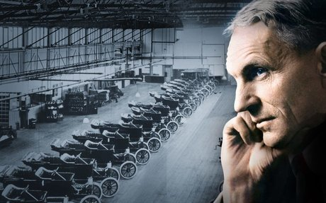 7. Henry Ford