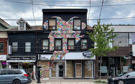 World's Largest Sticker Store Spanning 3 Levels Opens in Toronto [Photos]