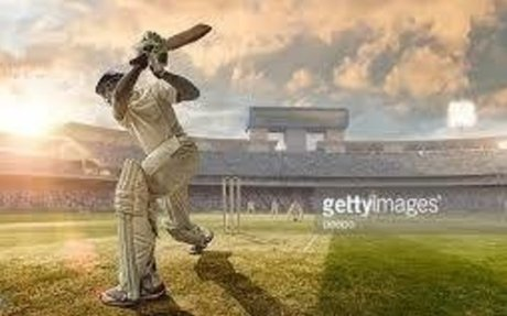 I love playing cricket. I play with my friends. My favorite player is definitely is Dhoni!