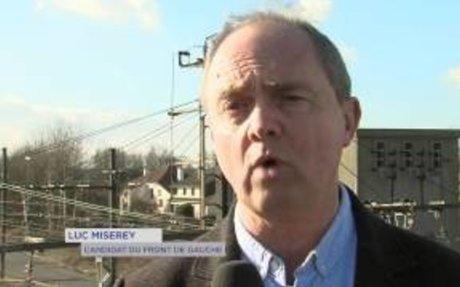 Législative : Luc Miserey candidat Front de Gauche dans la 11ème circonscription des Yveli