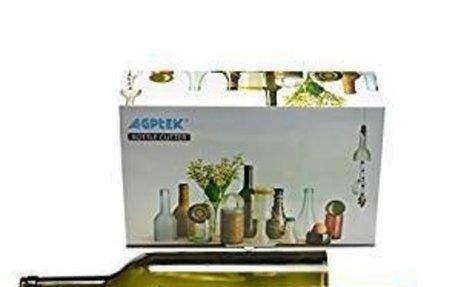 Amazon.com: AGPtek Long Glass Bottle Cutter Machine Cutting Tool For Wine Bottles, Suit fo