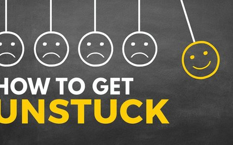 Network Marketing Mindset: How To Get Unstuck and Into Action