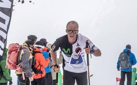Karl Egloff, miembro del Movistar Aventura Team, logra excelente participación en Rusia