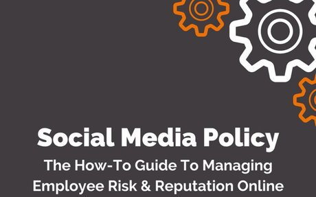 How To Manage Employee Risk & Reputation Online #InternalComms