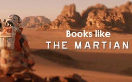 10 Best Books like The Martian