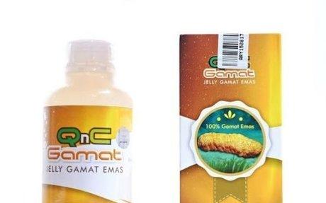 Harga QNC Jelly Gamat Resmi Di Agen Pusatnya Murah - QNC Jelly Gamat Multikhasiat