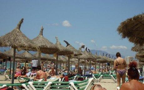 Mallorca - Forbyr all privat korttidsutleie