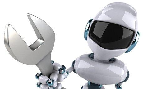 Robotics Trends: BEEP BOOP I AM A ROBOT