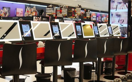 TECH //Sephora, Neiman Marcus Turn to In-Store Technology to Enhance the Retail Experience
