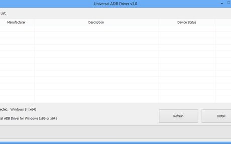 Download And Install Universal ADB Driver (Version 3.0)